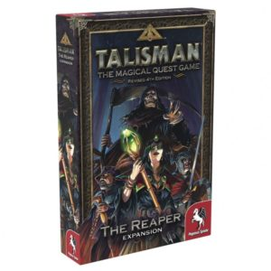 Talisman (Revised 4th Edition): The Reaper Expansion (Second Edition)