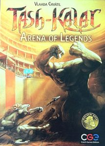 Tash-Kalar: Arena of Legends 2nd Edition