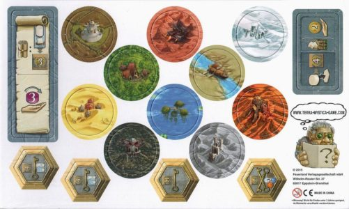 Terra Mystica: Mini Expansion