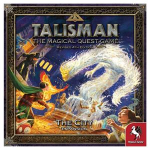 Talisman (Revised 4th Edition): The City Expansion (Second Edition)