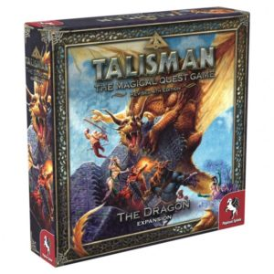 Talisman (Revised 4th Edition): The Dragon Expansion (Second Edition)