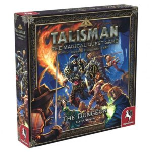 Talisman (Revised 4th Edition): The Dungeon Expansion (Second Edition)