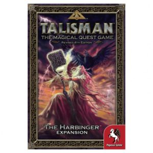 Talisman (Revised 4th Edition): The Harbinger Expansion (Second Edition)