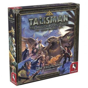 Talisman (Revised 4th Edition): The Highland Expansion (Second Edition)