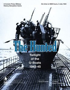 The Hunted: Twilight of the U-Boats, 1943-45 (2020)