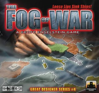 The Fog of War (minor box damage)