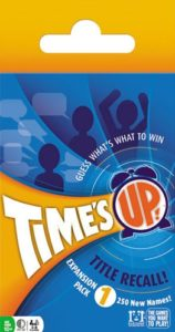 Time's Up! Title Recall! Expansion 1