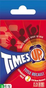 Time's Up! Title Recall! Expansion 2