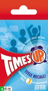 Time's Up! Title Recall! Expansion 3