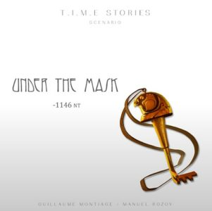 T.I.M.E. Stories: Under the Mask