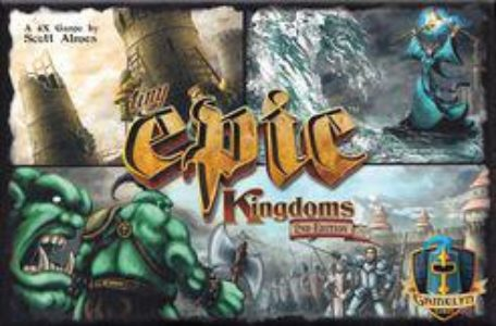Tiny Epic Kingdoms SECOND EDITION