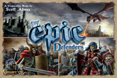 Tiny Epic Defenders (Second Edition)