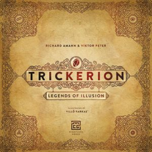 Trickerion: Legends of Illusion BASE