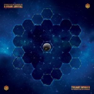 Twilight Imperium Galactic Game Mat