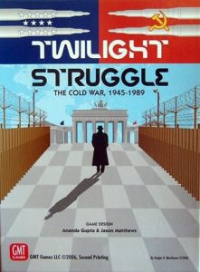 Twilight Struggle Deluxe Edition (latest)