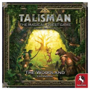 Talisman (Revised 4th Edition): The Woodland Expansion (Second Edition)