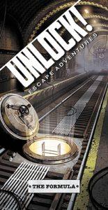 Unlock! #1 The Formula