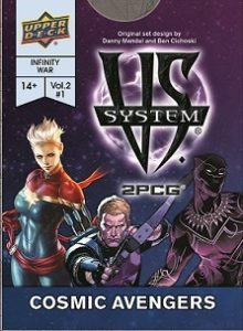 Vs. System 2PCG: Cosmic Avengers