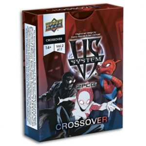 Vs. System 2PCG: Marvel Crossover Volume 2