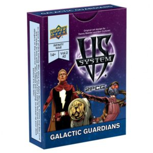 Vs. System 2PCG: Galactic Guardians