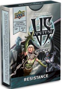Vs. System 2PCG: Marvel: Resistance
