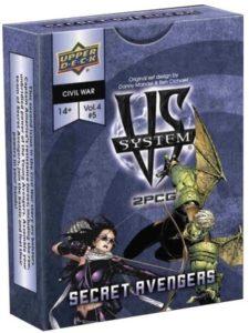 Vs. System 2PCG: Civil War – Secret Avengers
