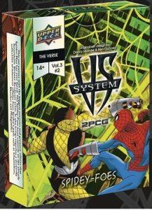 Vs. System 2PCG: Spidey-Foes