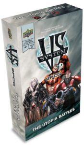 Vs. System 2PCG: Marvel: The Utopia Battles