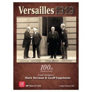 Versailles 1919 (very  minor box bruise)