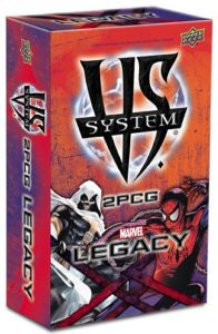 Vs. System 2PCG: Legacy