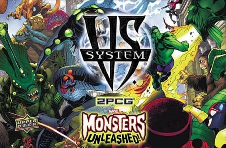 Vs. System 2PCG: Marvel Monsters Unleashed