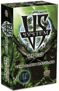 Vs. System 2PCG: The Alien Battles