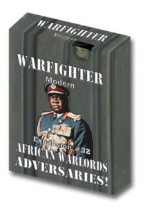 Warfighter: Expansion #32 – African Warlords #1