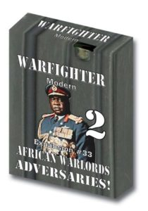 Warfighter: Expansion #33 – African Warlords #2