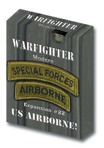 Warfighter: Expansion #22 – US Airborne