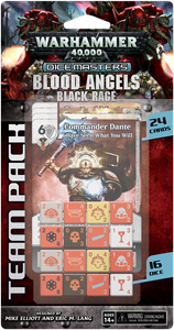 Warhammer 40,000 Dice Masters: Blood Angels Team Pack
