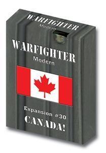 Warfighter Modern - Expansion #30 Canada 1