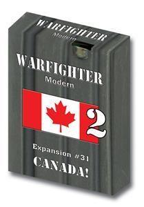 Warfighter Modern - Expansion #31 Canada 2