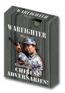 Warfighter: Expansion #24 – Chinese Adversaries