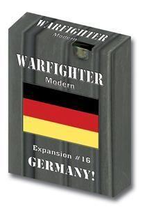 Warfighter: Expansion #16 – German Soldiers