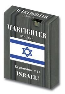 Warfighter: Expansion #14 – Israeli Soldiers 1