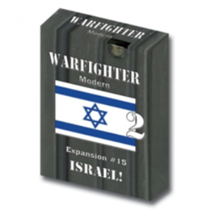 Warfighter: Expansion #15 – Israeli Soldiers 2