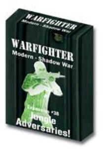 Warfighter Modern Shadow War- Expansion #38 Jungle Adversaries
