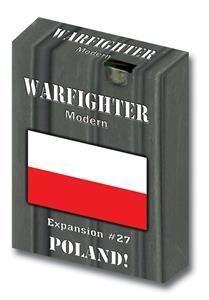 Warfighter Modern - Expansion #27 Polish Soldiers