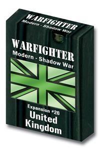 Warfighter Modern Shadow War- Expansion #26 UK Soldiers
