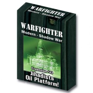 Warfighter: The Modern Night Combat Card Game – Shadow War: Jihadists Oil Platform