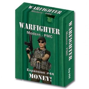 Warfighter: The Private Military Contractor Card Game: Money!