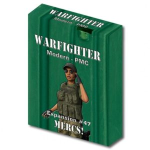 Warfighter: The Private Military Contractor Card Game: Mercs!