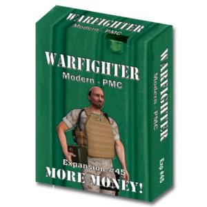 Warfighter: The Private Military Contractor Card Game: More Money!