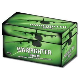 Warfighter: The Modern Night Combat Card Game – Shadow War: Spooky Crate